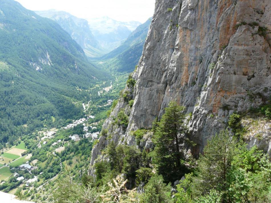Via ferrata de Freissinières - Freissinières - Hautes Alpes