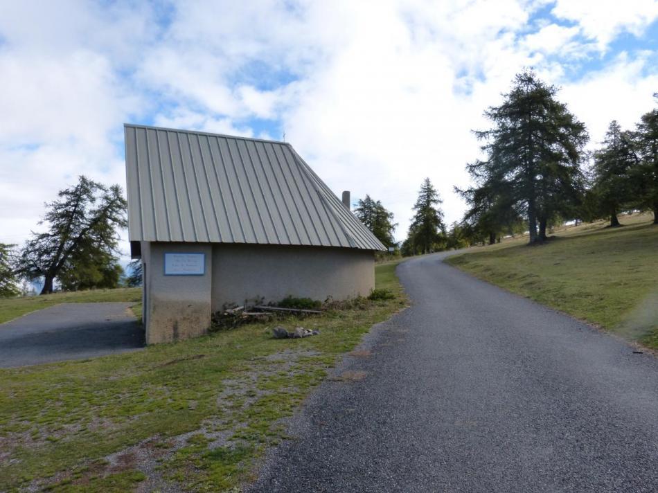 la cabane des bergers