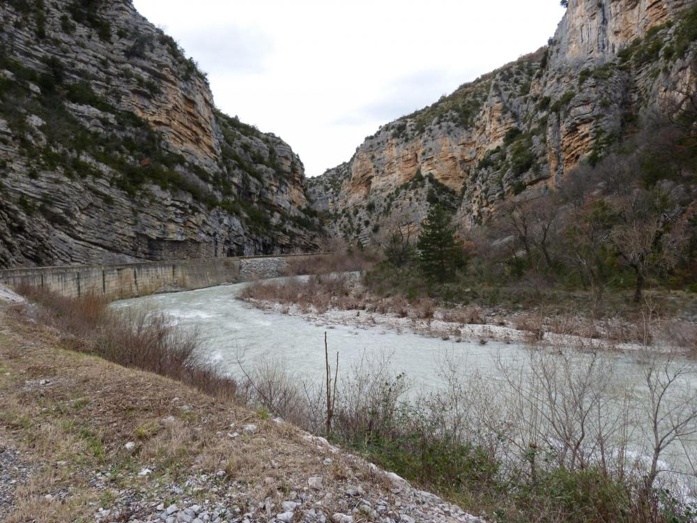 les gorges de St May