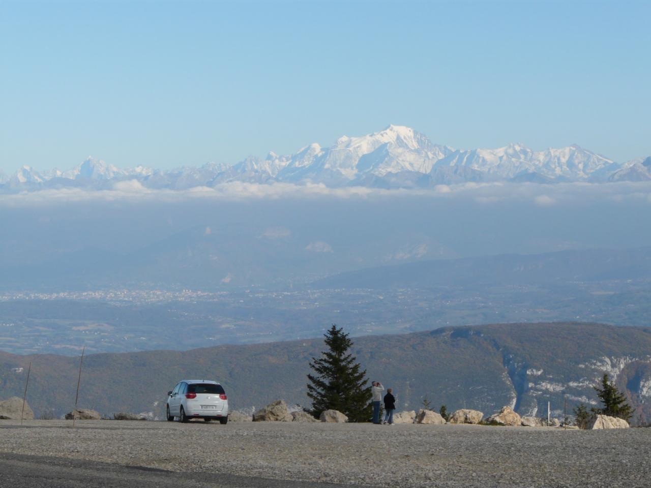 Col du Grand Colombier à vélo