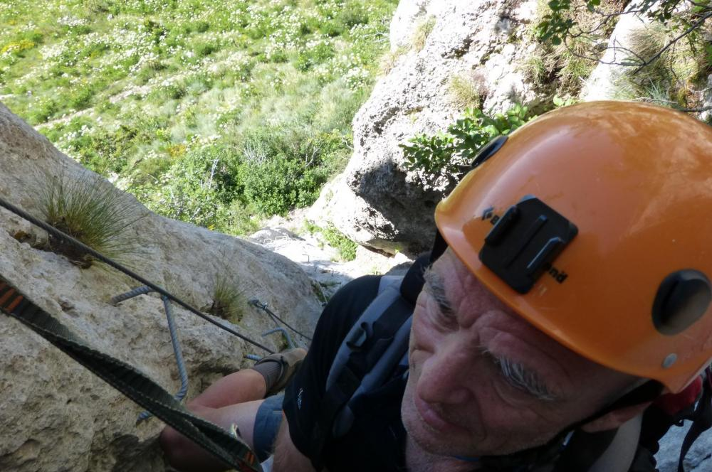 Via ferrata de Céüze