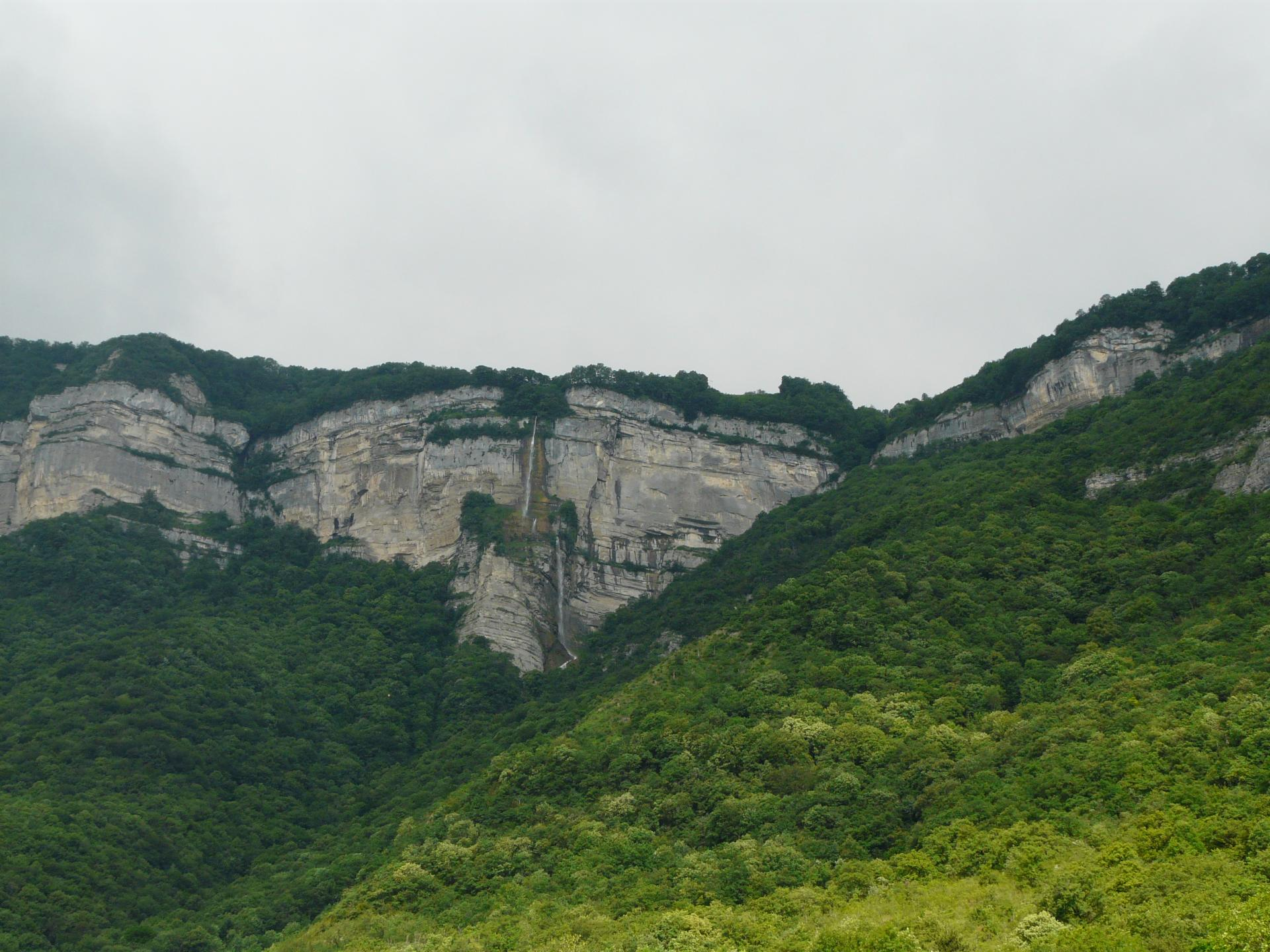 Les vias ferrata de Crolles - Grand dièdre et Lavandières