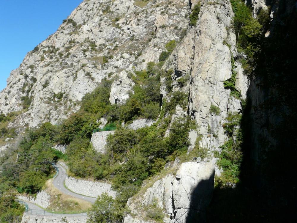 Montée de Montvernier