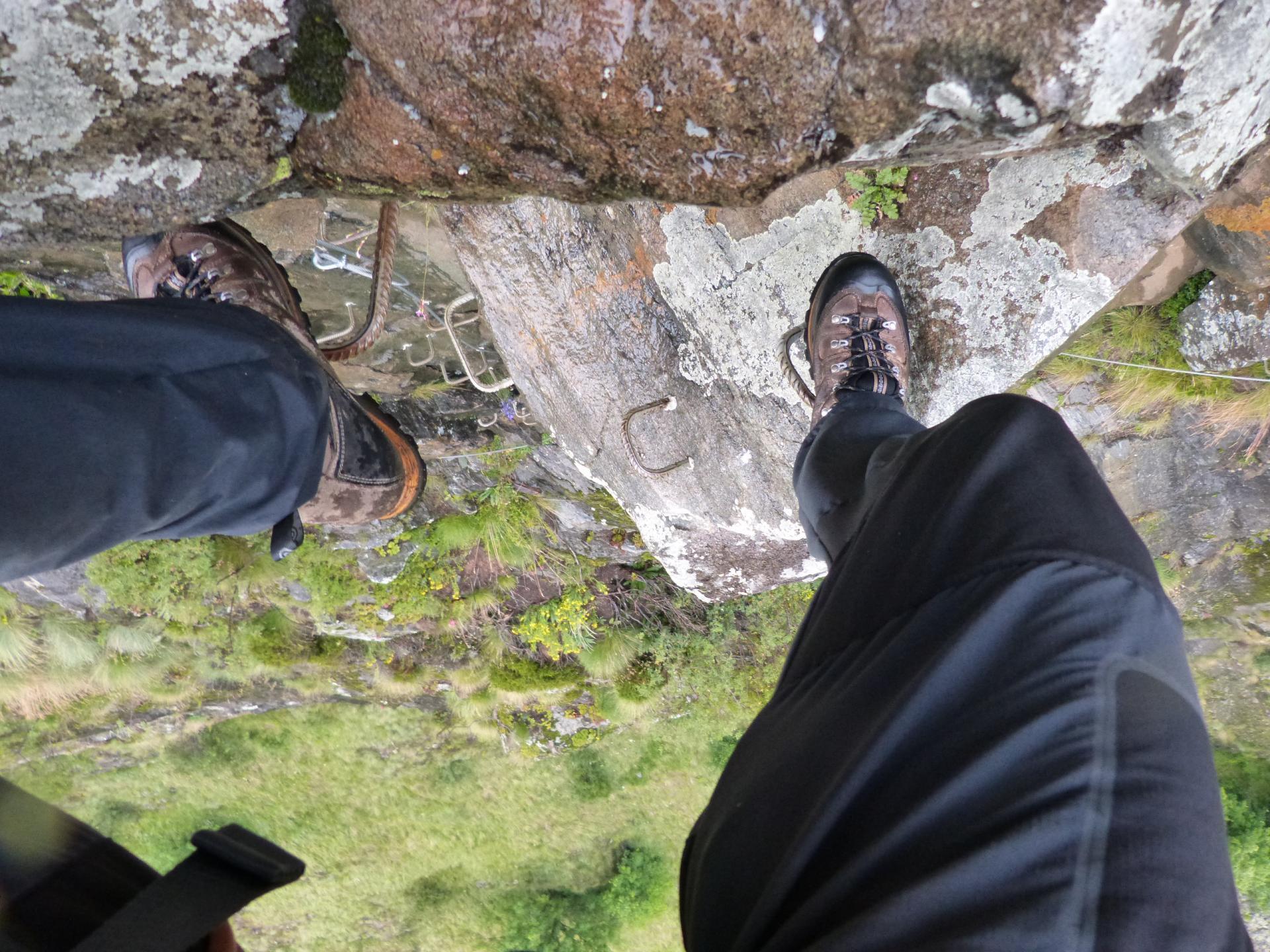 Via ferrata  découverte/Gorges de Sarenne/Alpe d'Huez