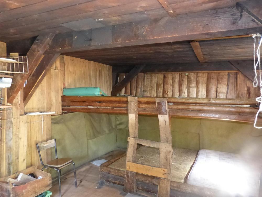 refuge ouvert de la Place à Banban