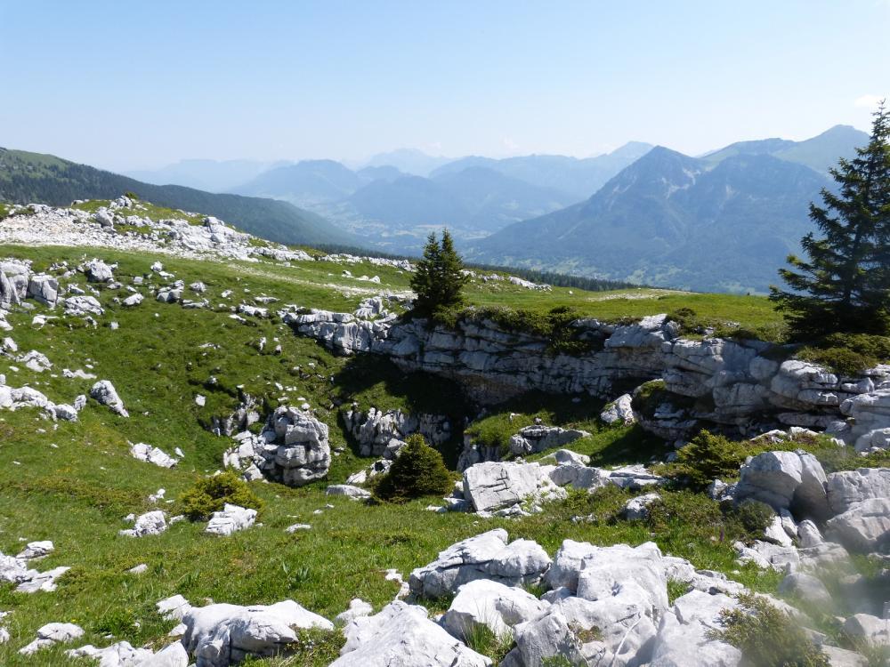 Plateau du Margeriaz
