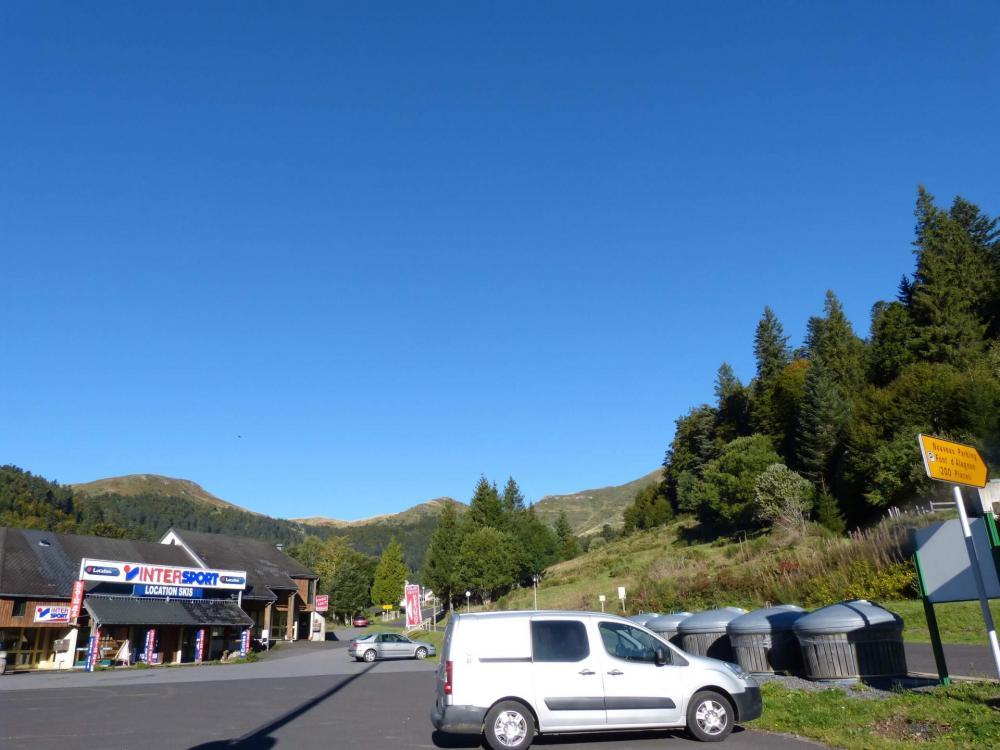 Retour au parking de Foond d' Alagnon