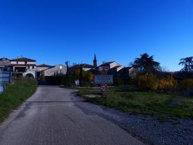 Le hameau des Borels