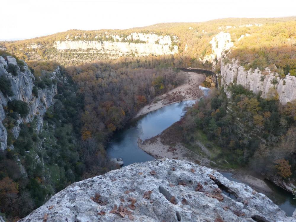 Gorges du Chassézac