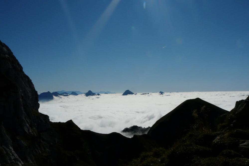 les sommets des bauges (arcalod,sambuy,trélod...)