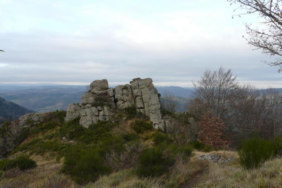 dernier coup d'oeil sur les rochers