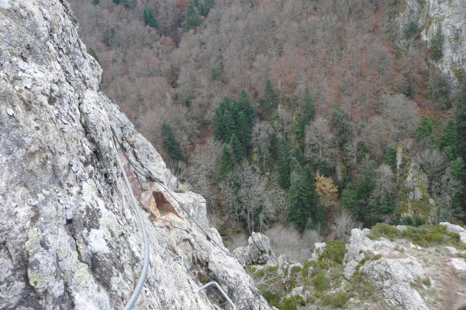 rochers de la Miramande