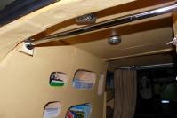 barre adaptable entre laparoi voiture et le meuble chauffage