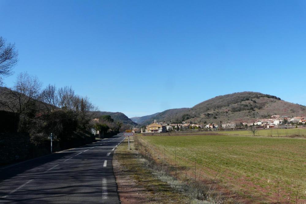 Octon le village