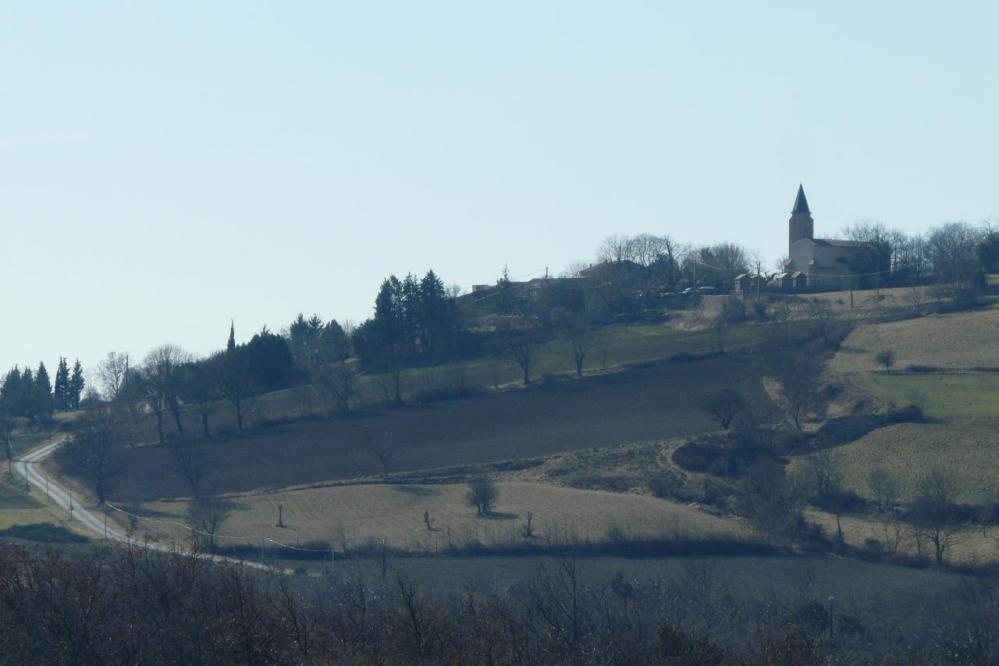 le village de Brénas