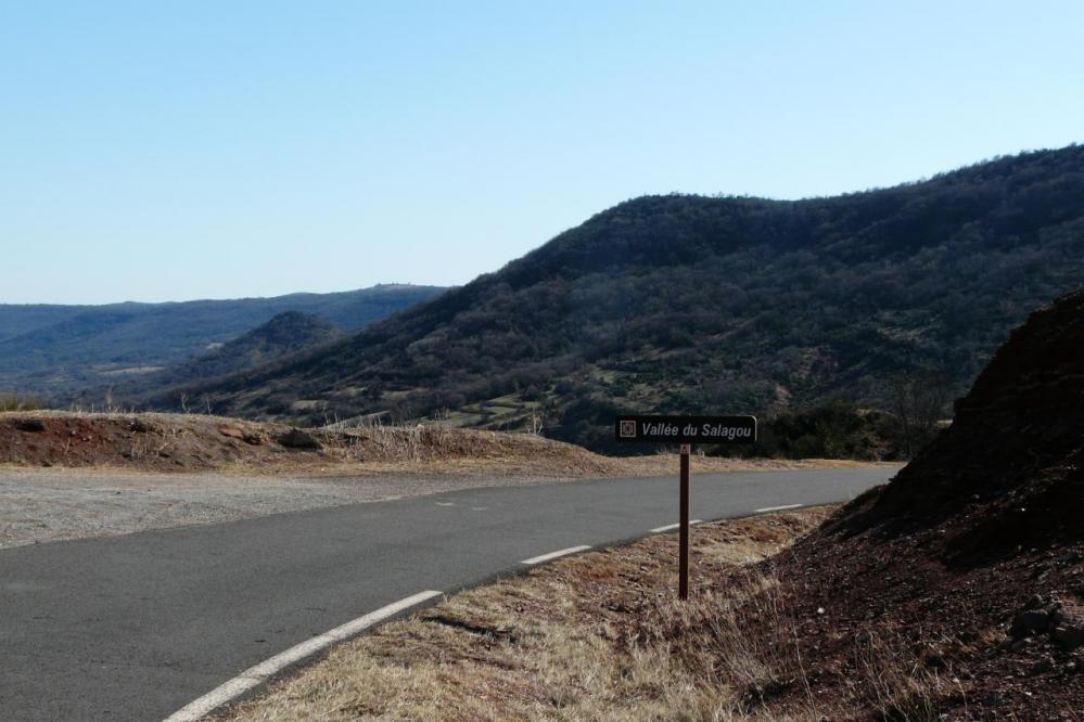 descente vers Salasc