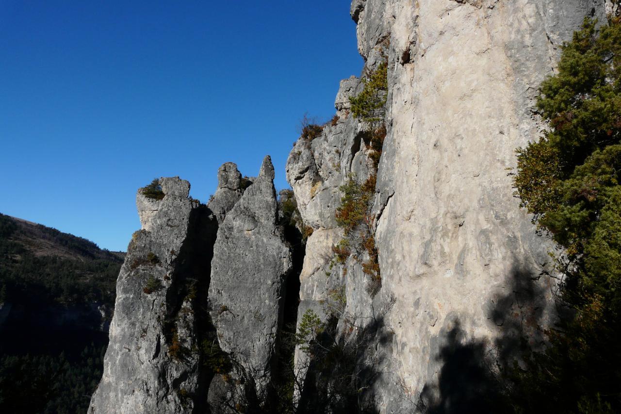 le roc de bouilhères