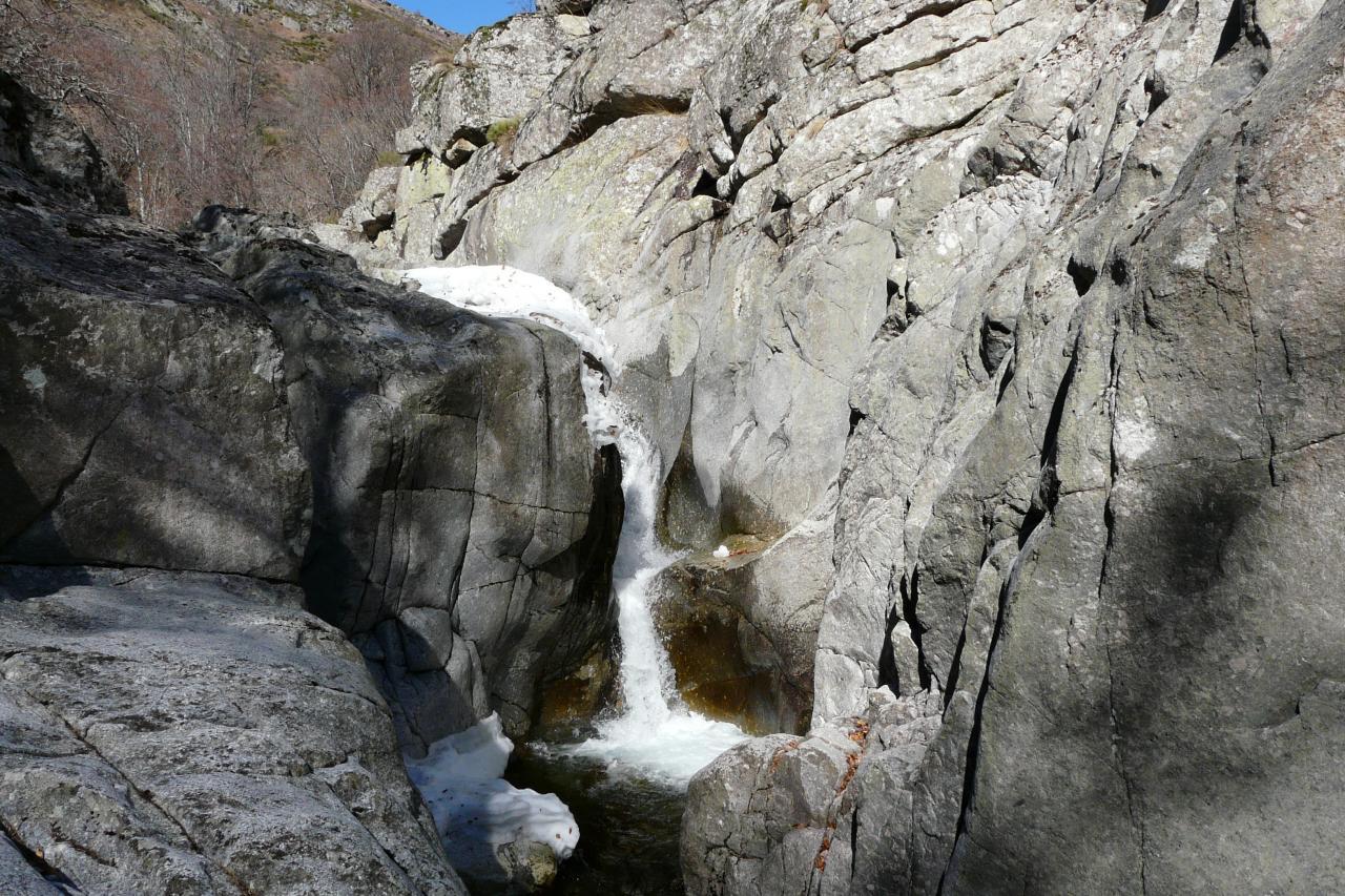 petite cascade gorge du tapoul