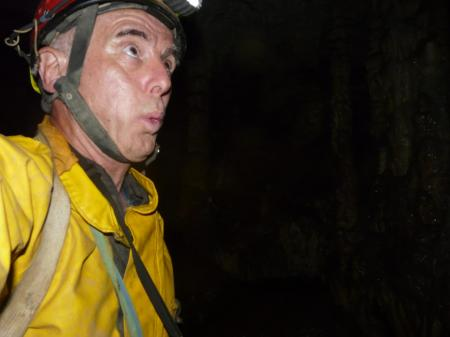 même si j' ai déjà visité cette grotte mainte fois, la surprise st toujours là !