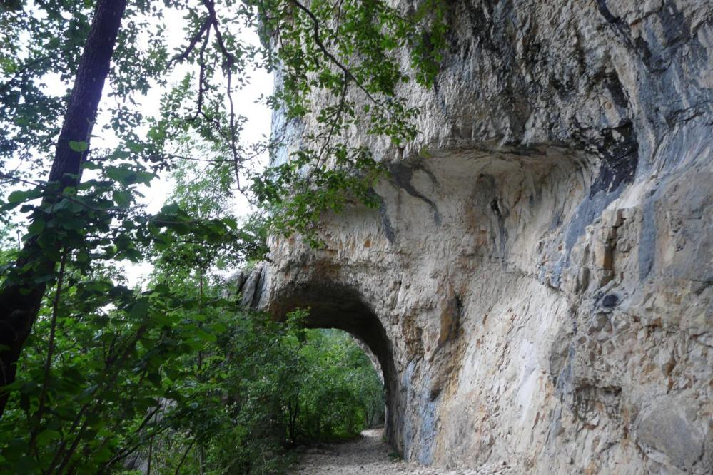 Tunels...tunnels de Chabarotte !
