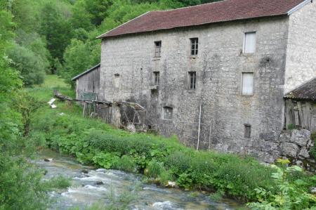 Le moulin de Charabotte