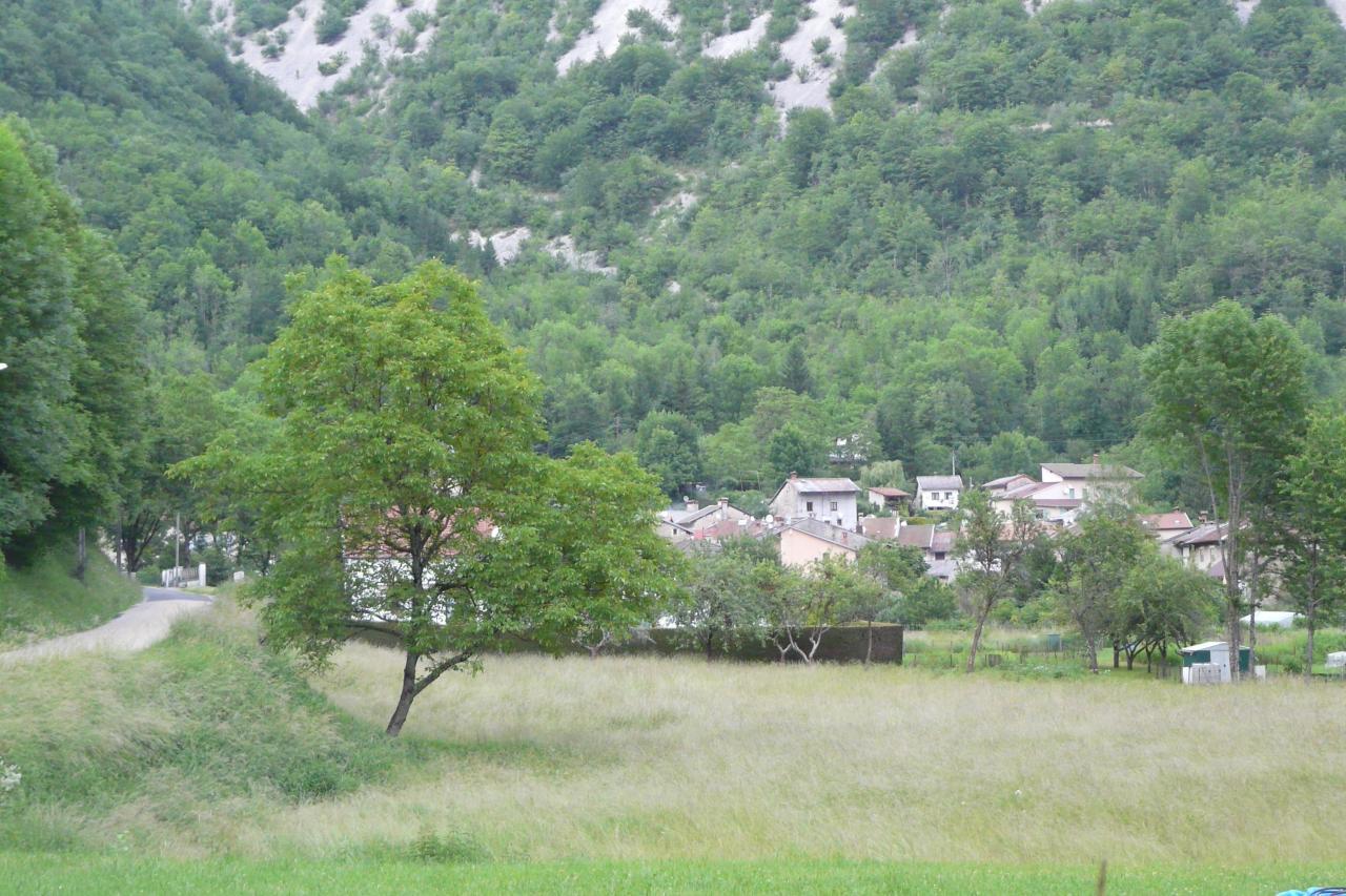 Le village de Chaley