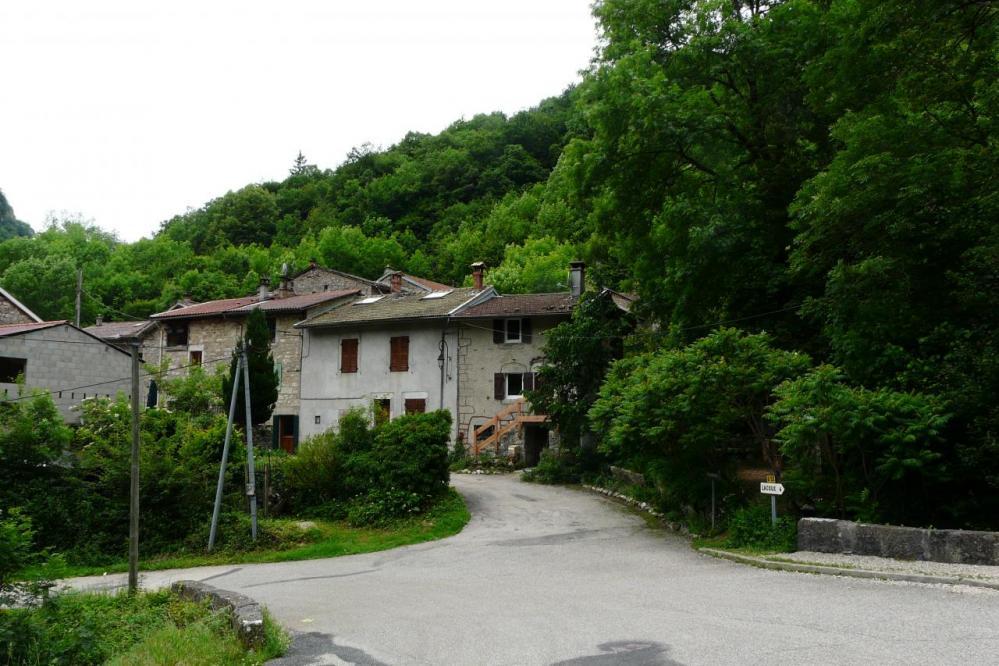 Le hameau de Chabarotte