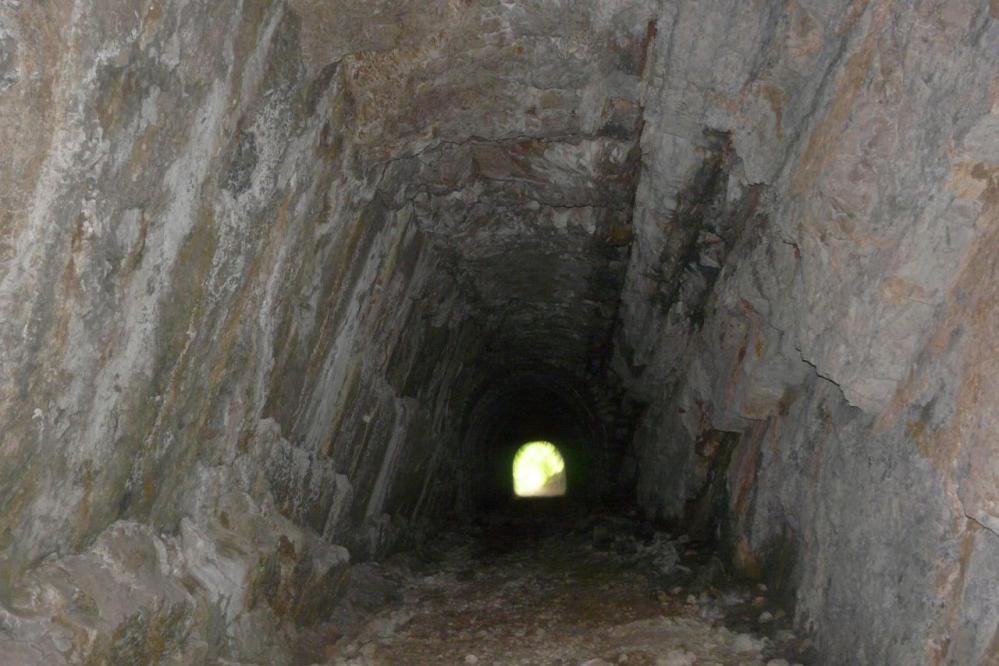 Tunnel de Charabotte