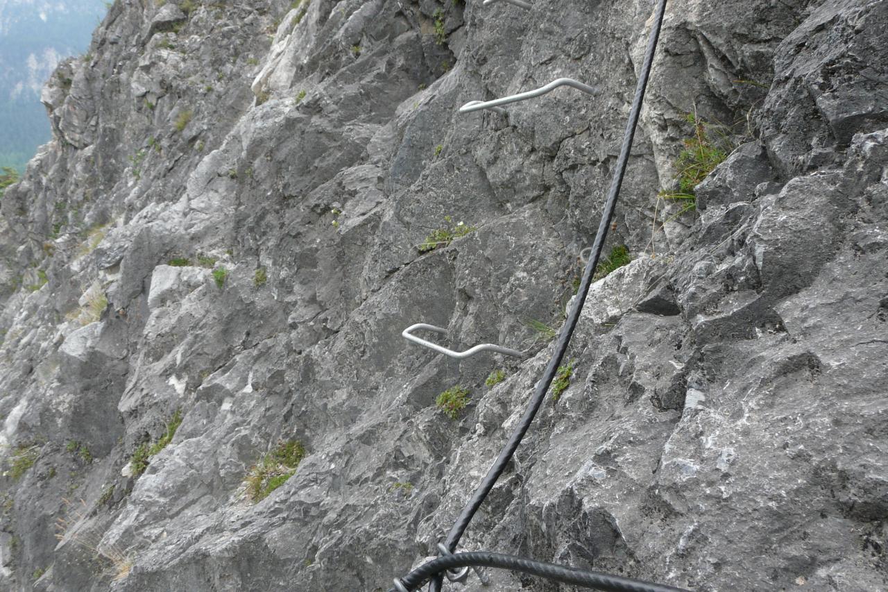 barreaux profilés et cable gainé confortable !