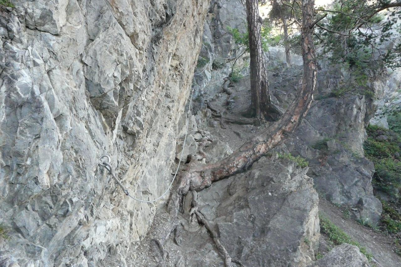 Nouvelle traversée qui rapproche encore du sommet