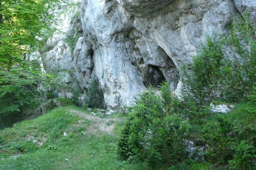 le site de la Charmatte