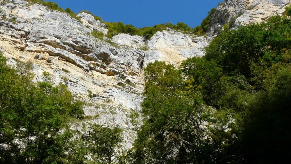 Le rocher de la via