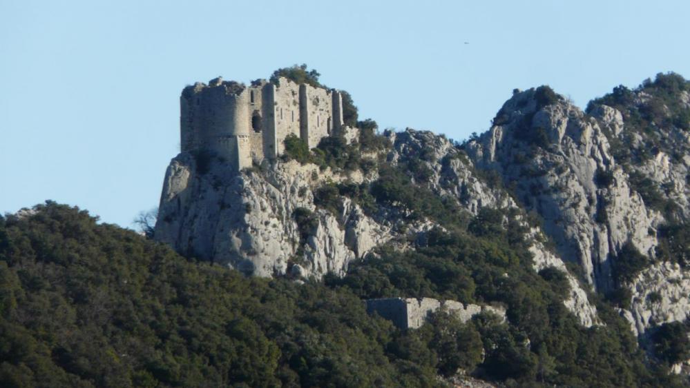le château de l' Hortus