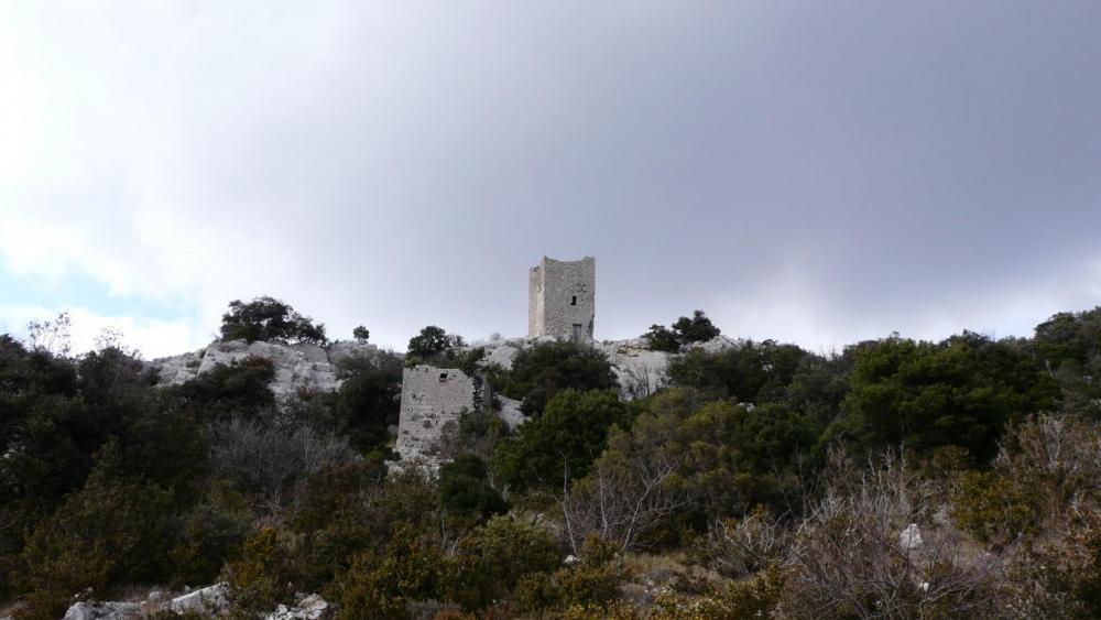 la tour de Cazevieille