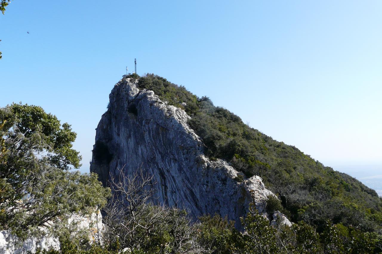Randonnée Pic St Loup Hérault