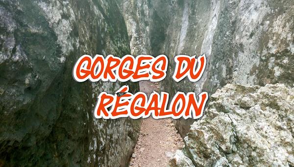 Randonnée Gorges du Régalon