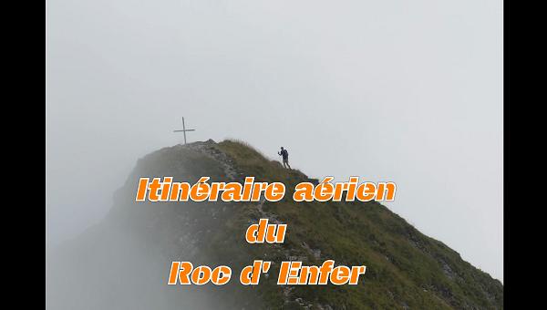 Randonnée le Roc d' Enfer - Haute Savoie