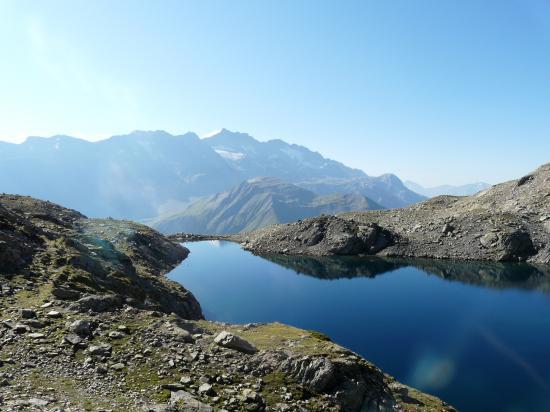 Lac de l'âne et pic de l'étendard-Savoie-2009