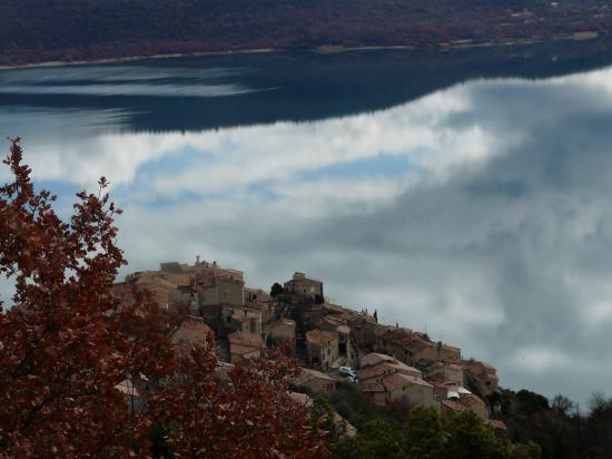 Ste Croix du Verdon et lac de ste croix