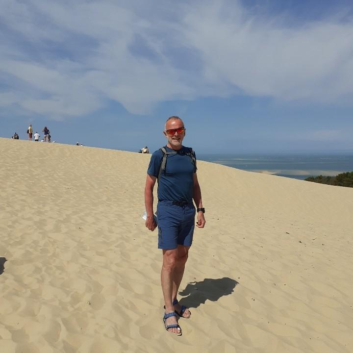 Juin 2021  Dune du Pilat