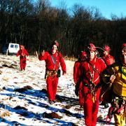 speleo pourpevelle TA APS-PN Creps Essey les Nancy février 2000