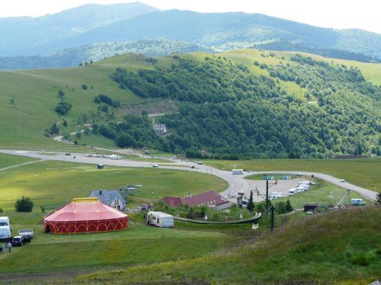 Sommet du markstein Vosges (2009)