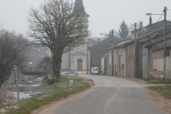 l' Aroffe à Gémonville