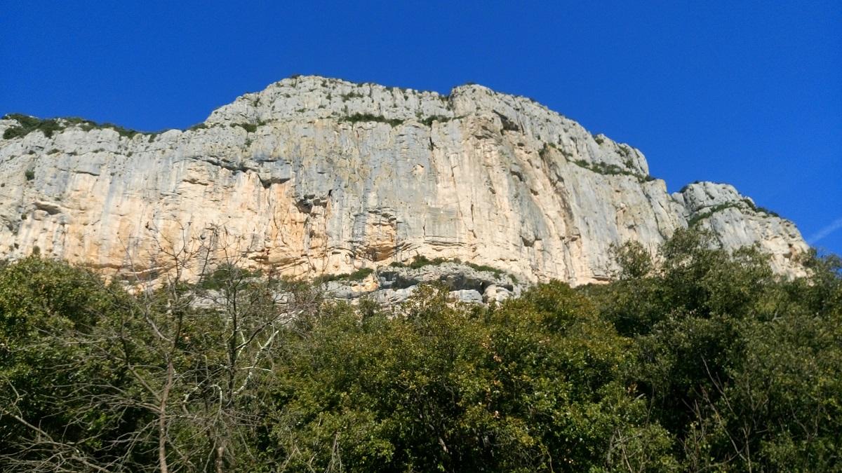 Randonnée Crêtes et Grotte de l' Hortus (Hérault)