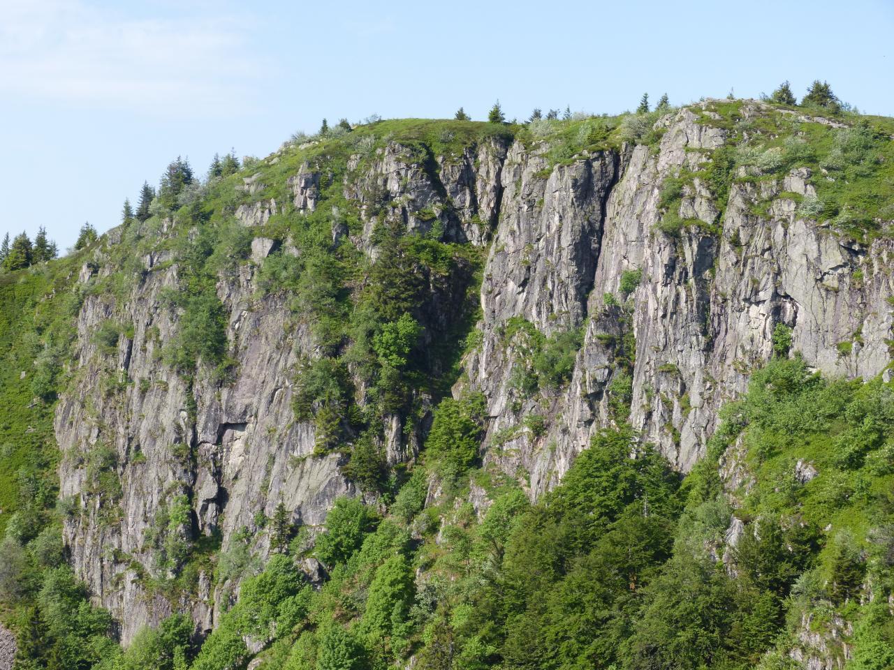 randonnée rochers du Tanet