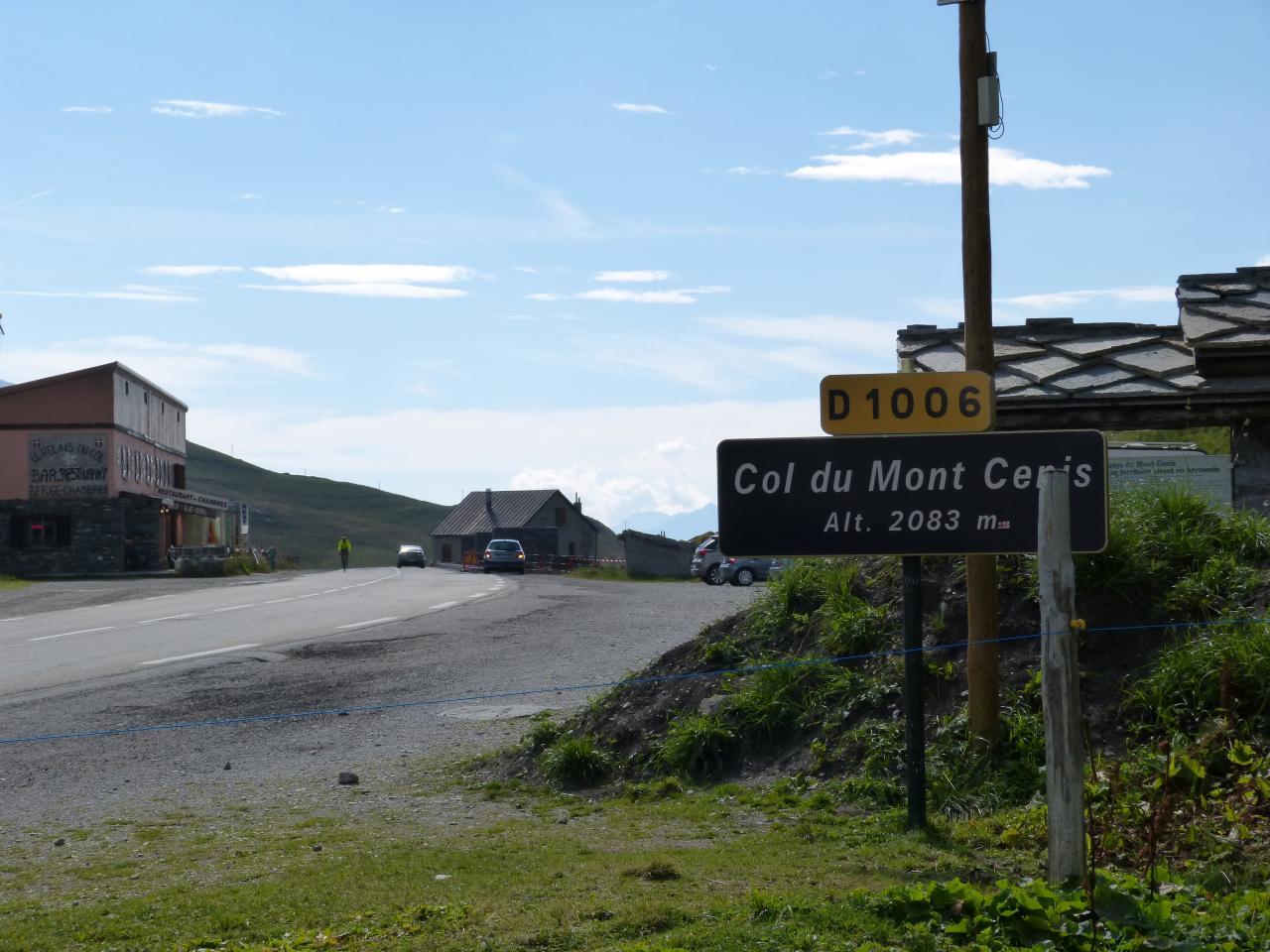 Col du Mont Cenis (vélo)
