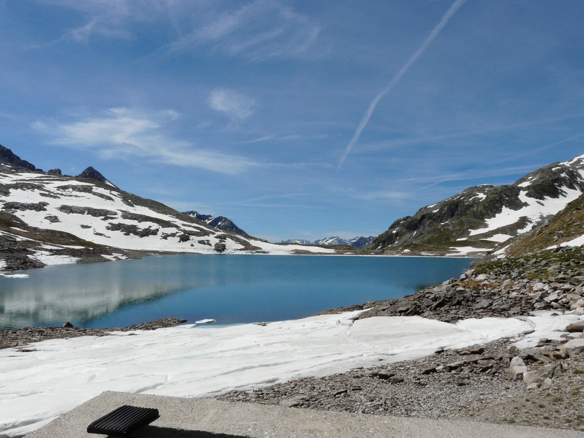 les lacs magnifique des 7 Laux