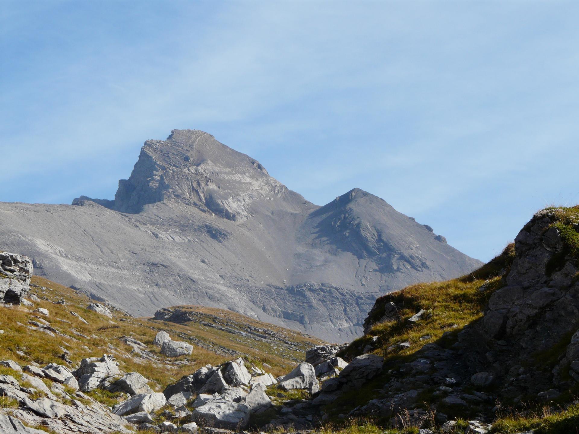 Randonnée Haute Cime (Suisse)