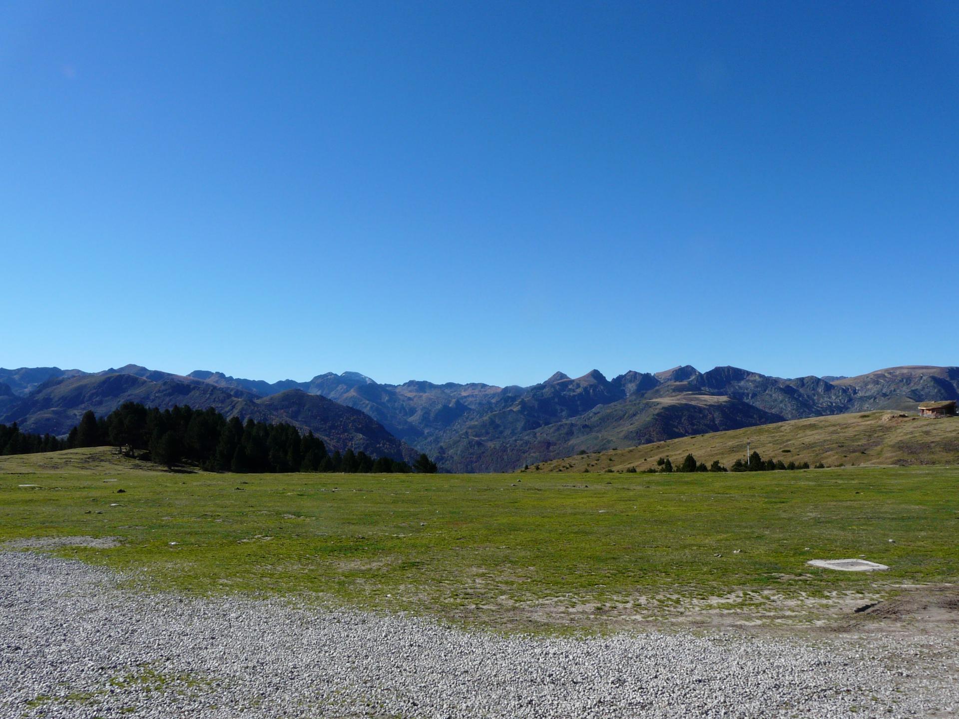 Plateau de Bieille