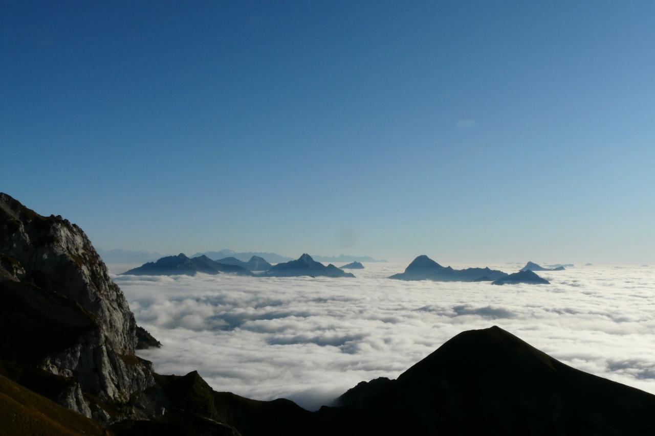 Randonnée à la Tournette (Haute Savoie)
